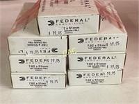 20rds Federal 7.62x51mm 149gr FMJ