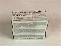 50rds Winchester 25auto 50gr