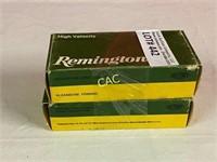 50rds Remington 38 short colt 125gr lead