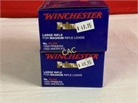 1000pc Winchester Primers for Magnum Rifle Loads