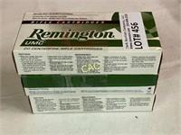 20rds Remington 223rem 55gr