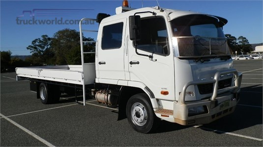 2012 Fuso Fighter 1024 Crew Truck Traders WA - Trucks for Sale