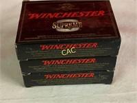 15rds Winchester 12ga Shotgun Shells