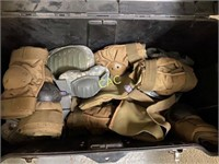 Tote of Tactical Knee Pads