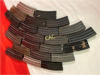 50pc Asst Capacity AR15 Mags