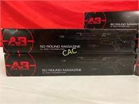 10pc AR 57 50rd mags 5.7x28