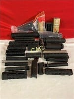 Box Lot of Asst. Forearms and Grips