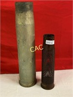 2pc Bullet Container