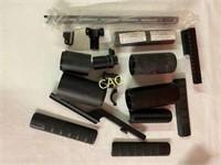 Box Lot of Asst. Gun Parts