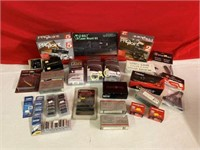 Box Lot of Asst. Lasers and Accessories