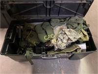 Tote of Army Acces