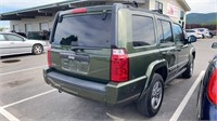 2007 Jeep Commander Rocky Mountain