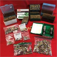 Large Lot of Asst Ammo