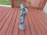 """Decorative Garden Statue - 30"""" high"""
