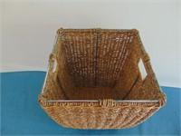 Decorative Wicker Basket