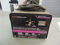 Schumacher 200 AMP Rapid Charge Battery Charger