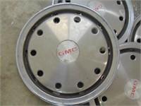 """16"""" GMC Hubcaps"""