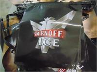 Guiness & Smirnoff Plastic Banners