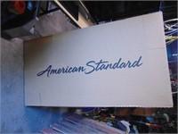 American Standard White Sonoma Bath Tub
