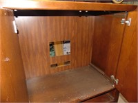 Wooden TV Cabinet - 37 x 20 x 60