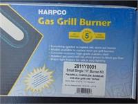 Harpco Gas Grill Burner