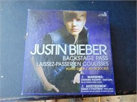 Justin Beiber / Deal Or No Deal Board Games
