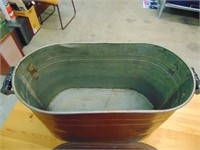 Small Copper Boiler with Lid