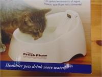 Free Flow Purifying Pet Fountain