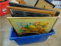 Picture Frames - Various Sizes / Shapes