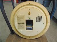 Quartz Battery Operated Bird Clock