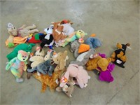 Colectable TY beanie Babies