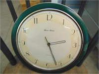 Daniel Dakota Battery Wall Clock