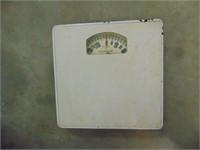 Metal Bathroom Scale
