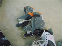 Roller Blades / Ice Skates