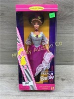 SECOND EDITION  FRENCH BARBIE IN BOX