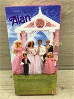 WEDDING DAY ALAN DOLL IN BOX