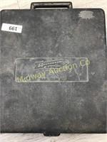 ARROW NAIL MASTER ELECTRIC BRAD GUN IN CASE