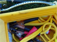 Jumper Cables & Lawn Waterer