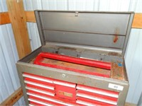 9 Drawer Open Top Sears Craftsman Tool Chest