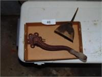 Oiler & Vintage Hand Crank