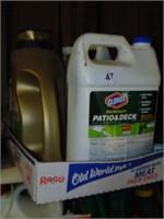 Deck Wash, Fertilizer, Herbicide, Other