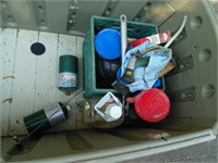 Rubbermaid Plastic Lockable Garden Storage
