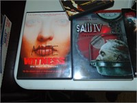 Horror DVD Movies & Sling Blade VHS