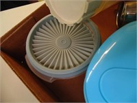 Tupperware Storage Containers + Others