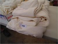 King Size Fleece Sheet Set w/Pillowcases