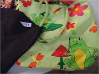 Frog Bag + Other Bags