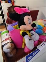 Disney Easter Basket + Other Easter Decor