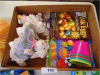 Easter Decor + Egg Coloring Kits