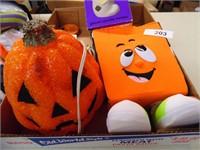 Halloween Decor - Jack O Lantern, Ghost,