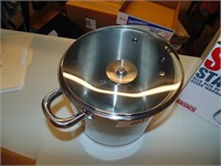 Stainless Steel 8 qt Stockpot